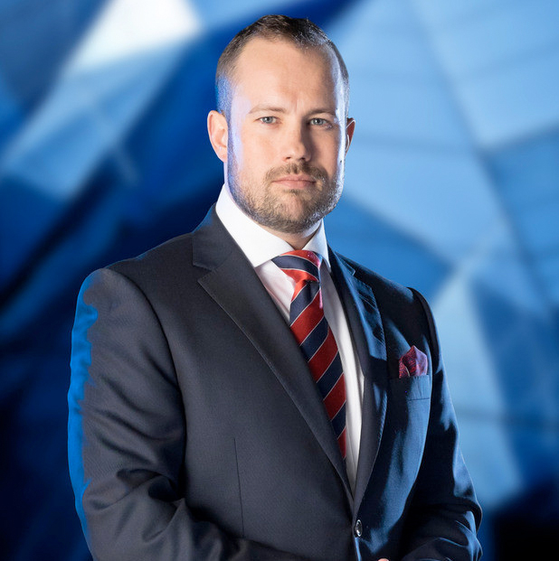 Richard Woods. Keynote speaker at Great British Expo business shows