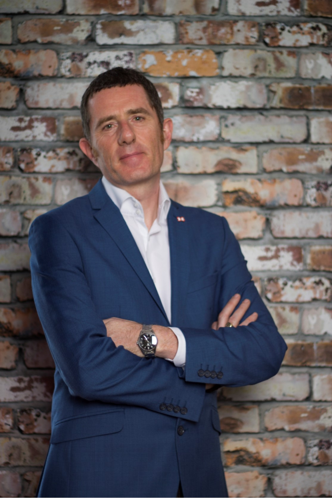 Phil Jones MBE, keynote speaker at Great British Expos