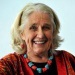 Dilys Price OBE , keynote speaker at Great British Expos