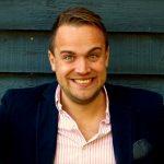 James Sinclair - keynote speaker at Great British Expos