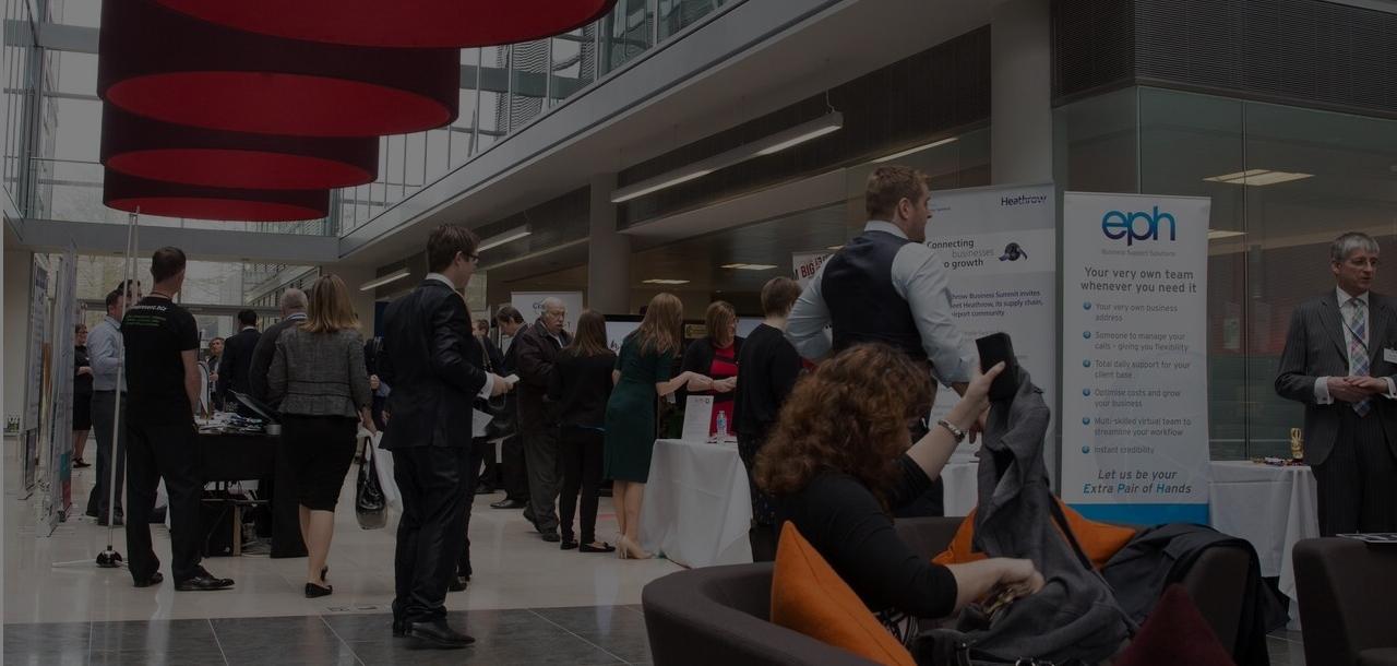 event sponsorship - Great British Expos