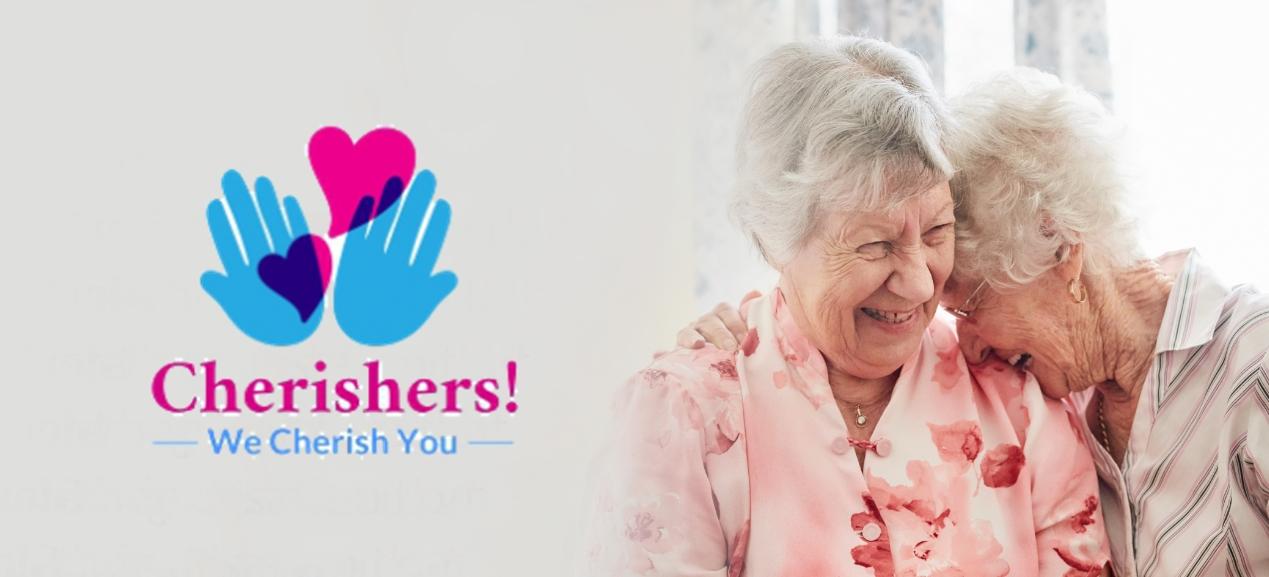 Cherishers - chosen charity of GBE