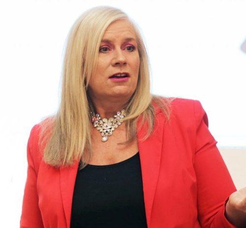 Alison Edgar GBE keynote speaker