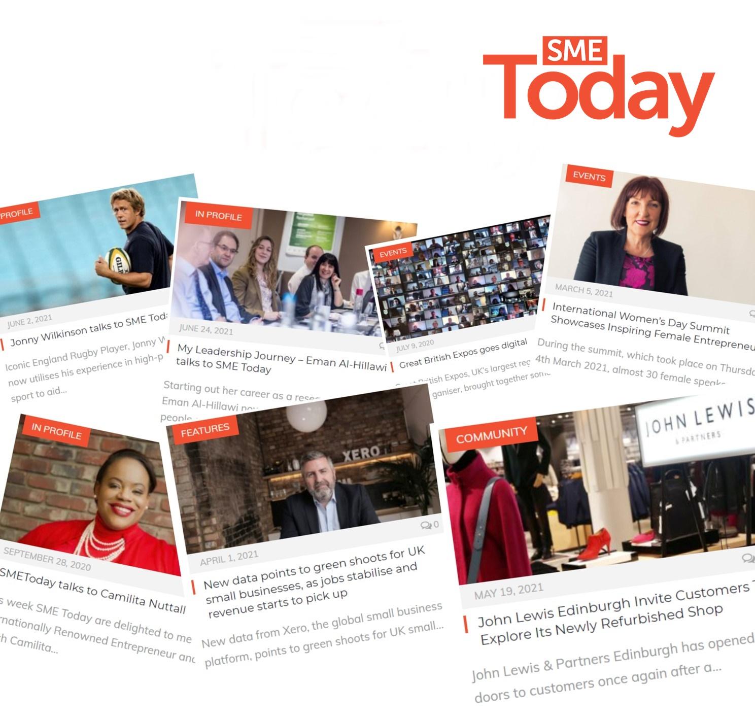 SME Today magazine